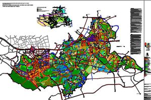 Hà Nội đầu tư các tuyến đường trong khu đất đấu giá huyện Quốc Oai