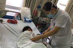 Thêm 2 người bị chó cắn nhập viện trong trình trạng nguy kịch