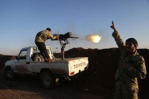 Chiến sự Syria: Khủng bố tấn công khu vực tây nam Aleppo