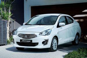 Mitsubishi giảm giá xe nhập khẩu hưởng thuế 0%