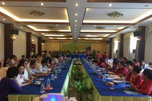 Ngành Công Thương tỉnh Yên Bái kết nối thị trường Lào
