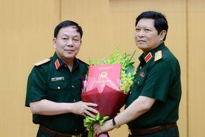 Thiếu tướng Lê Đăng Dũng phụ trách Chủ tịch kiêm TGĐ Tập đoàn Viettel