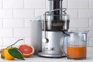 Chọn máy làm sinh tố, nước ép trái cây cho gia đình