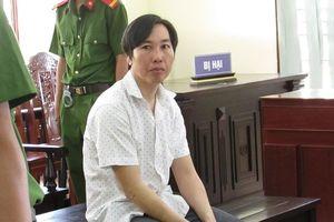 Nguyên đại úy cảnh sát cơ động hầu tòa vì lừa đảo