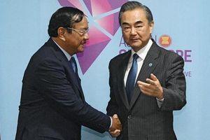 Vương Nghị: Trung Quốc là bạn thân nhất của Campuchia