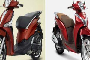Có 60 triệu đồng, chọn Liberty 125 ABS hay Honda SH Mode?