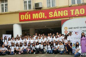 Trường hè cho sinh viên Pháp ngữ từ 6 quốc gia châu Á