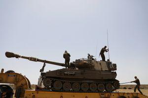 Nga đưa quân cảnh tuần tra Cao nguyên Golan để hạ nhiệt căng thẳng Israel-Syria