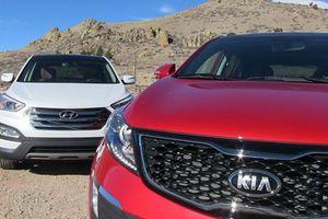 Dòng xe SUV của Hyundai và Kia bán chạy tại thị trường Mỹ