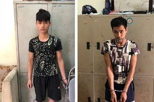 Bắt 2 đối tượng cứa cổ, cướp tài sản lái xe taxi ở Bắc Ninh