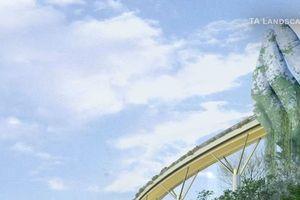 Clip: Báo chí nước ngoài nói gì về cây cầu Vàng ở Đà Nẵng?