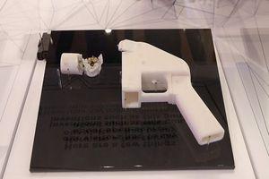 Súng in 3D nguy hiểm như thế nào?
