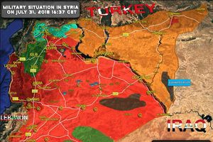 'Hổ Syria', sư đoàn cơ giới số 4 quét sạch sào huyệt Yarmouk, diệt hơn 1.000 tay súng IS