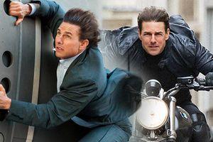 'Mission: Impossible' và Tom Cruise chứng minh câu nói: 'Gừng càng già càng cay, phim làm hoài vẫn hay'