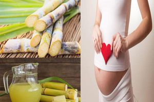 Những lợi ích tuyệt vời của việc ăn mía với sức khỏe mẹ bầu