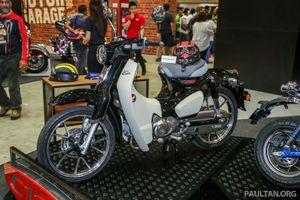 Khám phá Honda Super Cub 2018 vừa được giới thiệu tại Malaysia