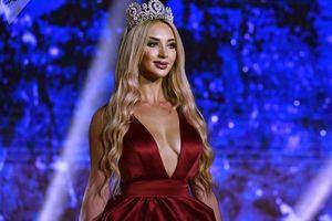 Người đẹp Ukraine đánh bại hoa khôi Nga trong cuộc thi nhan sắc SNG