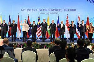 Các hội nghị ASEAN + 1 với Nhật Bản, Nga, Trung Quốc và New Zealand
