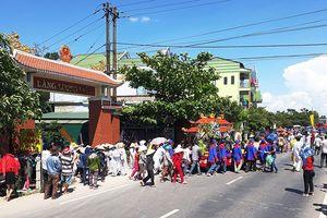 Tiễn đưa 3 nạn nhân cuối cùng trong vụ xe rước dâu gặp nạn ở Quảng Nam
