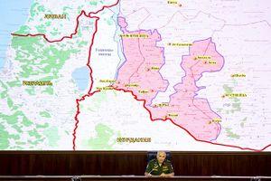 Nga triển khai quân cảnh tại Cao nguyên Golan