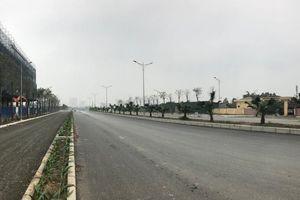 Dự án đường bao quanh Khu tưởng niệm Chu Văn An chậm tiến độ, Bitexco lên tiếng