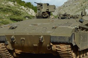 Tướng Israel: Xe bọc thép Tiger an toàn nhất thế giới