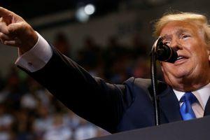 Tổng thống Trump nói 'truyền thông thất thiệt' là kẻ thù của nhân dân