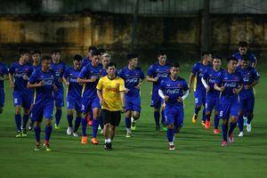 Thầy Park dùng đội hình siêu tấn công cho Olympic Việt Nam trước Palestine