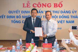 Bổ nhiệm Chủ tịch Hội đồng thành viên Tổng công ty Thuốc lá Việt Nam