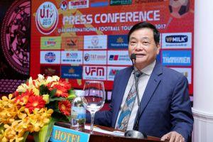 Ông Nguyễn Công Khế rút khỏi danh sách ứng cử Chủ tịch LĐBĐ Việt Nam