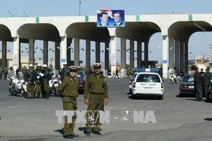 Jordan tính mở lại cửa khẩu lưu thông hàng tỉ USD hàng hóa với Syria