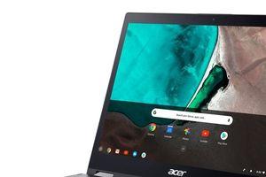 Acer ra mắt máy tính Chromebook phân khúc cao cấp