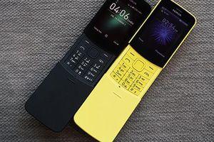 Xuất hiện 'quả chuối' Nokia 8110 giá chỉ 350.000 đồng