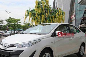 Toyota Vios 2018 bản 'taxi' được trang bị những gì?