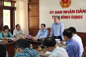 Thứ trưởng Bộ TT&TT Nguyễn Minh Hồng: Bình Định cần quan tâm số xã đạt chuẩn về môi trường