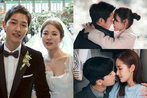 Cuộc bỏ phiếu trên báo Hàn: Song Song Couple đối đầu, Son Ye Jin-Jung Hae In vượt mặt Park Seo Joon-Park Min Young