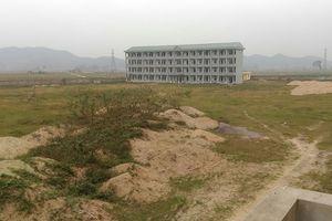 Nghệ An: Trường nghề trị giá trăm tỷ đồng...chỉ để 'phơi sương'