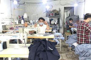 Trung Quốc sang Việt Nam đặt may gia công để xuất bán cho Việt Nam