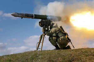 Kinh hoàng với kho vũ khí chống tăng của Quân đội Iran