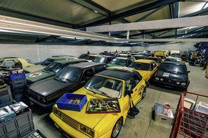 Dân chơi sở hữu tới 114 chiếc xe Volkswagen Golf