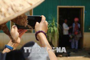 Trải nghiệm mới ở buôn làng dân tộc K'Ho