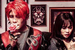 Hóa 'ma cà rồng' và 'bắt cóc' MisThy, Gin Tuấn Kiệt khiến fan liên tưởng đến… MV của Michael Jackson