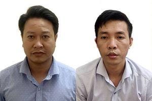 Vụ gian lận điểm thi ở Hòa Bình: Bộ Công an bắt 2 cán bộ