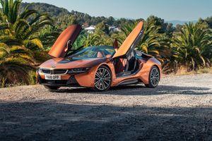 BMW i8 Roadster 'cập bến' thị trường Anh với giá 3,8 tỷ đồng