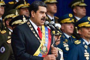 TT Venezuela thoát chết trong vụ ám sát bằng chất nổ tại lễ duyệt binh