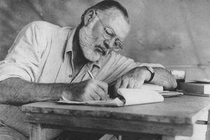 Xuất bản truyện ngắn chưa từng công bố của Ernest Hemingway