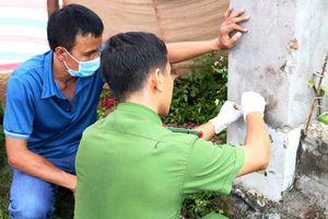 2 thanh niên chết bên đường với nhiều vết thương