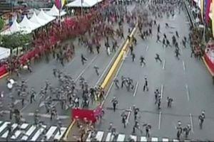 Tác giả vụ ám sát hụt Tổng thống Venezuela bằng máy bay mang chất nổ
