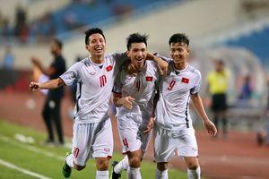 Văn Hậu lập 'siêu phẩm', U23 Việt Nam đả bại U23 Oman!
