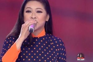 Ca sĩ Như Quỳnh lần đầu lên tiếng về sự cố mất giọng trên sóng truyền hình
